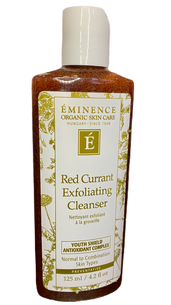 Red Current Exfoliating CLeanser